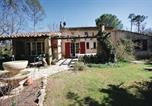 Location vacances Callian - Three-Bedroom Holiday home Callian with a Fireplace 01-2