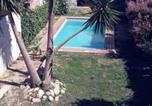 Location vacances Saint-Estève - Maison avec piscine et jardin commun-3