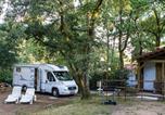 Camping avec Piscine Brantôme - Château le Verdoyer-4