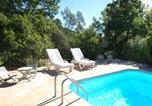 Location vacances Carcès - Villa Entrecasteaux 2-3