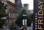 Hôtel Prague - Friday Hotel-3