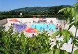 Camping  Acceptant les animaux Le Grand-Bornand - Camping Le Madrid-2