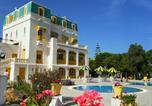 Hôtel Tabarka - Hotel Les Mimosas-3