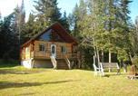 Location vacances Montebello - Chalet le Caribou - Domaine R Monette-2