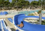 Camping avec Spa & balnéo Saint-Emilion - Camping Atlantic Club Montalivet-1