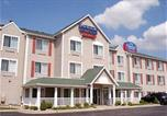 Hôtel Kansas City - Fairfield Inn & Suites Kansas City North Near Worlds of Fun-2