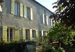 Hôtel Négrondes - Chambres d'Hôtes Grain d'Art-2