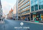 Location vacances Leeds - The Chamber Suites-1