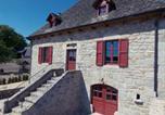 Location vacances Saint-Merd-de-Lapleau - La Maison Des Jardins-1