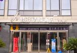 Location vacances Tai'an - Shimao International Square Jingzhi Apartmet-1