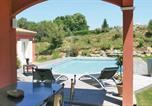 Location vacances Sauzet - Holiday Home Montboucher Sur Jabron Chemin De La Ravisate-1