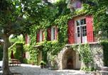 Hôtel Beaurecueil - B&B Aux Terres Rouges-1