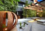 Hôtel Melbourne - Franklin Apartment-2