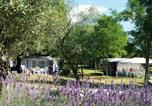 Camping avec Spa & balnéo Largentière - Sites et Paysages Le Petit Bois-1