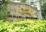 Villages vacances Jerantut - Suria Hill Country House, Janda Baik-1