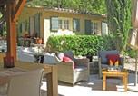 Location vacances Bésignan - Holiday Home Les Adrets-2