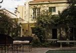 Hôtel Santiago - Hotel Boutique L´Ambassade Providencia-2