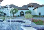 Location vacances La Quinta - Three-Bedroom Villa Unit 357 by Reynen Luxury Home-3