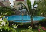 Location vacances Belle Mare - Sea Lilly Villas-2