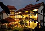 Villages vacances Jerantut - Suria Hill Country House, Janda Baik-2