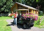 Camping en Bord de rivière Auvergne - Camping de la Haute Sioule-2