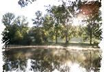 Camping avec Site nature Brossac - Camping Etangs de Plessac-4