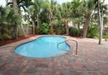 Location vacances Fort Myers Beach - Mango Street Apartment-2