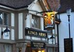 Location vacances Milford on Sea - The Kings Arms-4