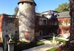 Hôtel 4 étoiles Puymirol - Château De Laroche-2