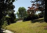 Location vacances Lesa - Villa in Meina I-4