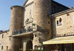 Hôtel Pélussin - Hôtel Le Prieuré-1