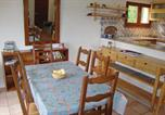 Location vacances Mirepoix - Holiday Home La Garde with a Fireplace 02-4
