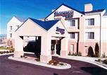 Hôtel Helena - Fairfield Inn & Suites by Marriott Helena-1