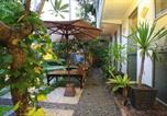 Hôtel Takeo - Frangipani Villa-90s-4