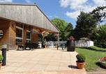 Camping avec Chèques vacances Bourgogne - Camping de l'Etang de Fouché-1