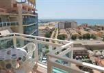 Location vacances Vinaròs - Apartamento con piscina y vistas al mar-3