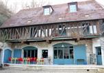 Hôtel Ligny-le-Châtel - La Ferme de la Fosse Dionne-2
