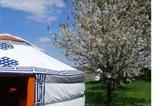 Location vacances La Chapelle-Gauthier - Yourte Nomade-Lodge-1