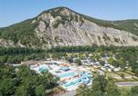 Camping avec WIFI Sampzon - Camping La Plage Fleurie-1