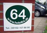 Hôtel Sarstedt - Hotel 64-3