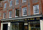 Location vacances Henley-on-Thames - Loch Fyne Restaurant and Milsoms Hotel Henley on Thames-1