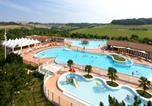 Camping avec Piscine Thoux - Yelloh! Village - Le Lac Des 3 Vallees-1