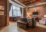 Location vacances Nashville - Loft Downtown Nashville-4