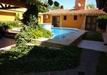 Hôtel Godoy Cruz - Hostel Casa de Gabo-4