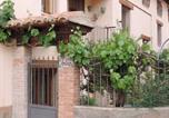 Location vacances Linares de Mora - Apartamentos Turisticos El Refugio-2