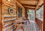 Location vacances Redmond - Tollgate Log Cabin-2