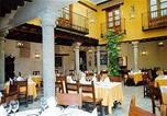 Hôtel Tornadizos de Ávila - Hotel Las Cancelas-1