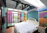 Location vacances Zhangjiajie - Zhangjiajie Xiang Song Mei Shu Guesthouse Tian Men Shan-3