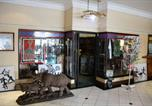 Hôtel Harare - Cresta Jameson Hotel-4