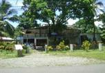 Hôtel Cahuita - Manzanillo Beach Hostel-2